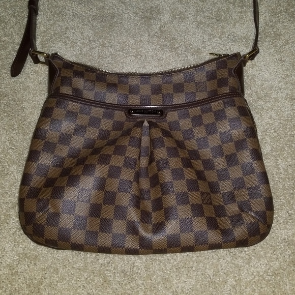 7475e606c9e8 Louis Vuitton Handbags - Louis Vuitton Bloomsbury Pm Damier Ebene